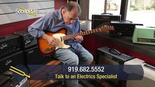 Michael Tuttle Custom Classic T 2 Tone Sunburst #503 Quick 'n' Dirty