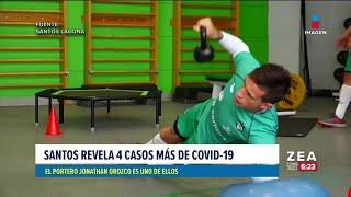Aumentan casos de Covid en Santos Laguna | Adrenalina