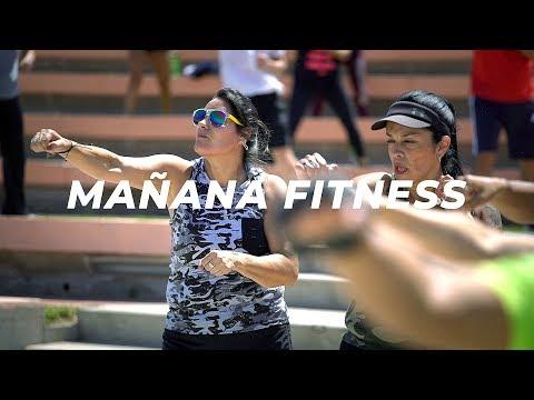 Mañana Fitness todos los sábados desde las 10:00hrs en el Anfiteatro de Playa del Deporte