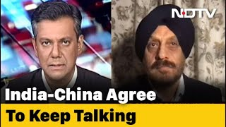 Left, Right & Centre | No Immediate Breakthrough In India-China Military Talks - NDTV