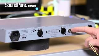 A Designs Ventura - EQ/Microphone Preamp/DI - Part 3