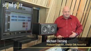 Charter Oak SCL-1 Compressor - How To Compress a Heavy Kick Drum