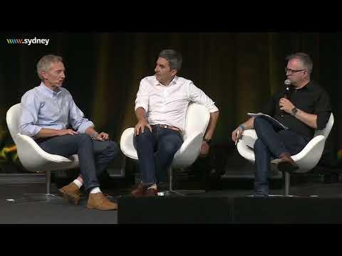 ANZ Startup Ambitions: Past, Present and Future | Startup Battlefield Australia