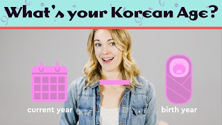 Here's How to Calculate Your Korean Age