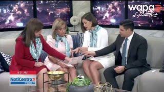 Noticentro al Amanecer se une a la iniciativa para prevenir el cáncer cervical