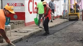 Masatepe adquiere nueva cara con mejoras de calles y caminos – Nicaragua