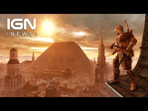connectYoutube - Assassin's Creed Origins DLC Packs Release Dates Announced - IGN News