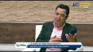 """#LaboratorioFútbol???? Richard Pereira: """"España es otra gran decepción"""" #TigoSportsBolivia"""