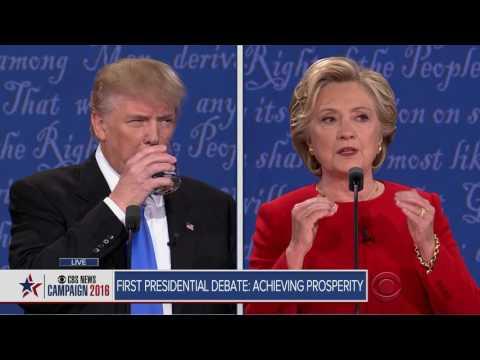 connectYoutube - Full video: Trump-Clinton first presidential debate