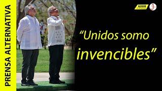 Poderoso discurso de Alberto Fernández en México!