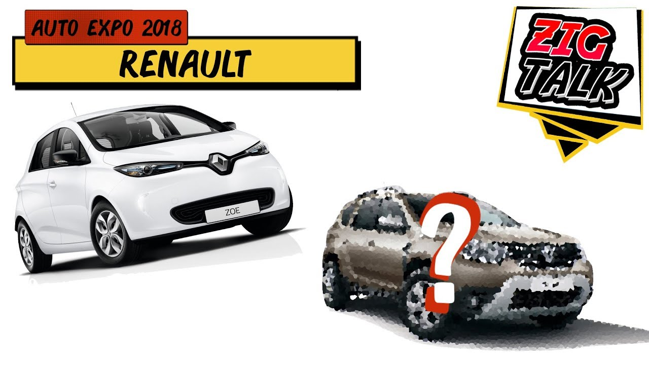 Renault @ Auto Expo 2018: What To Expect | ZigTalk | ZigWheels.com