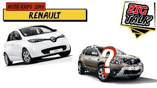 Renault @ Auto Expo 2018: What To Expect | ZigTalk | ZigWheels.com