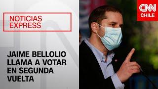 Bellolio llama a participar en elecciones y defiende cuarentena en la Región Metropolitana