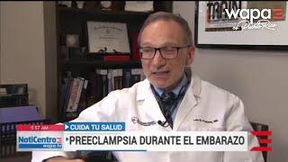 Preeclampsia podría ser indicador de otros problemas de salud
