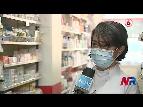 Farmacias reportan alta demanda de vacuna contra la influenza