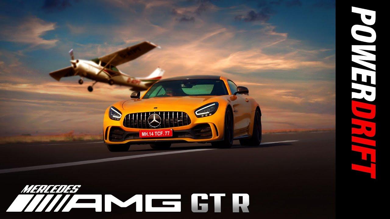 2020 Mercedes-AMG GT R | Yellow Fever | PowerDrift