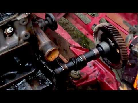 Passo a Passo simples pra troca do comando de valvulas com motor no cofre 0
