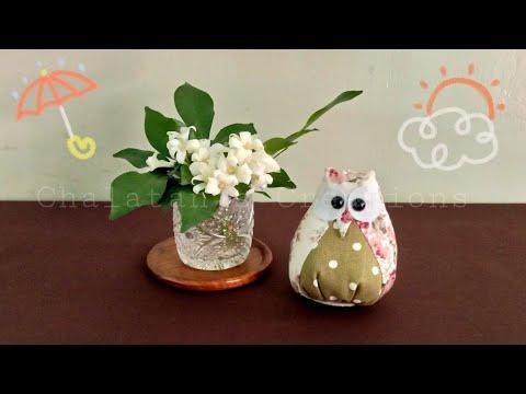 Orange-jasmine-flowers-with-a-