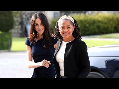 Meghan Markle Celebrates Eve of Royal Wedding With Mom and Friends