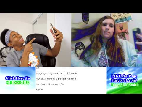 FUNNY MOMENTS on Chatroulette