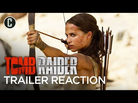 connectYoutube - Tomb Raider Trailer #2 Reaction & Review