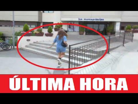 Tristes Momentos para Gloria Camila con su Padre Crítico en el Hospital.