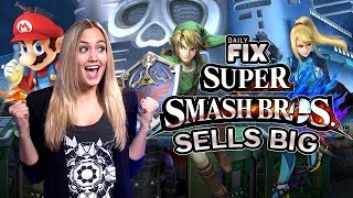 Smash Bros's Big Success & Halo Apologies - IGN Daily Fix