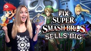 Smash Bros's Big Success & Halo Apologies - IGN Daily Fix