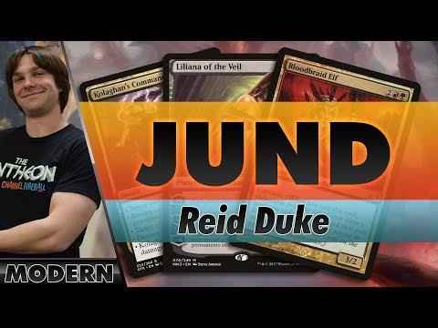 Jund, Revisited - Modern   Channel Reid