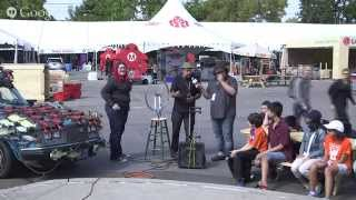 Live from New York: The Day Before Maker Faire