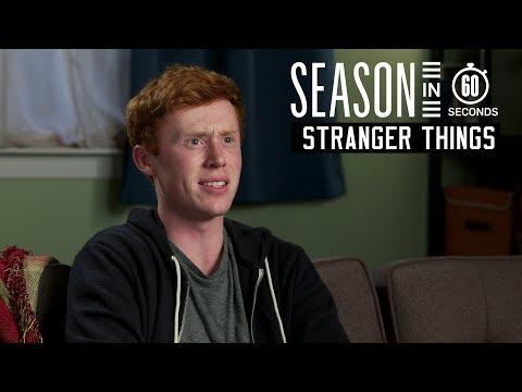 Stranger Things Fans (Season 2) | Season in 60 Seconds