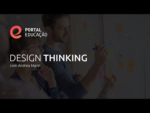 Teaser | Curso de Design Thinking com Andrea Marin