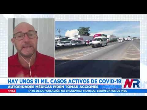 ¿Cuáles caminos hay para bajar los contagios de Covid-19 en el país