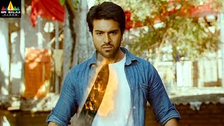 Ram Charan Poweful Fight Scene | Naayak | Latest Telugu Movie Scenes @SriBalajiMovies - SRIBALAJIMOVIES