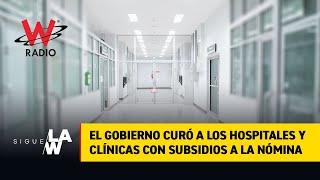 Tercera parte: Clínicas y hospitales que recibieron ayudas durante pandemia