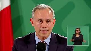 DR Hugo López Gatell Informe diario  COVID 19  Secretaría de Salud  Viernes 11 Junio 2021 ????????????