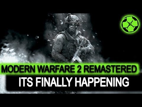 Modern Warfare 2 Remastered | It's Finally Happening | Amazon Leaked the Listing