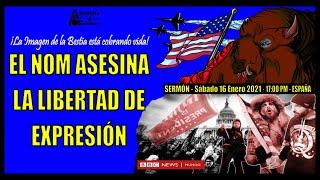 Sermón 2????: EL NUEVO ORDEN MUNDIAL HIERE LA LIBERTAD EN AMÉRICA #nuevoordenmundial #nom #profecias