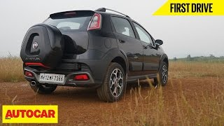 Fiat Avventura Powered By Abarth | First Drive | Autocar India
