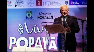 Fue aislado gran parte del gabinete del alcalde de Popayán, Cauca
