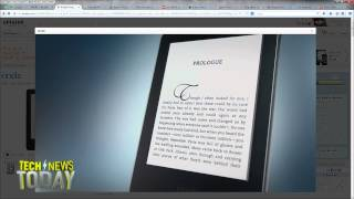 Amazon's new Kindles: Tech News Today 1095