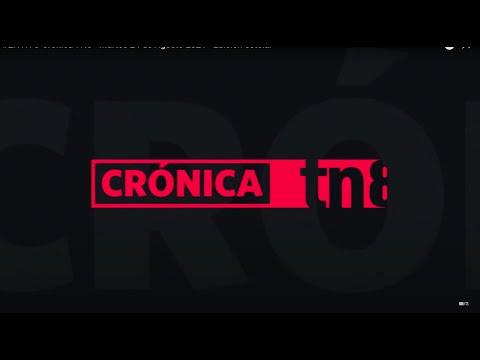 #ENVIVO | Crónica TN8 - Miércoles 13 de Octubre 2021 - Edición estelar