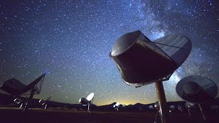 Astronomers detect a strange radio signal from deep space