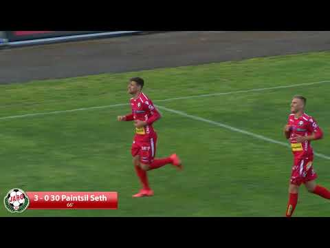 VIDEO: Watch Seth Paintsil's BRACE for FF Jaro in big win over AC Kajaani