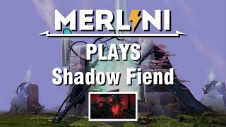 [Merlini's Catalog] Shadow Fiend on 25.11.2014 - Game 4/4