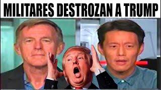 Ultimas noticias EEUU, MILITARES DESTROZAN A TRUMP 31/10/2020