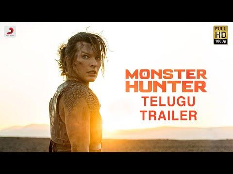 Monster Hunter - Official Telugu Trailer   Milla Jovovich   Tony Jaa    In Cinemas This December