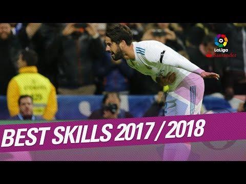 Best Skills LaLiga Santander 2017/2018