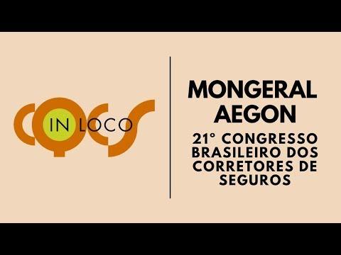 Imagem post: Mongeral Aegon no 21ºCongresso Brasileiro dos Corretores de Seguros
