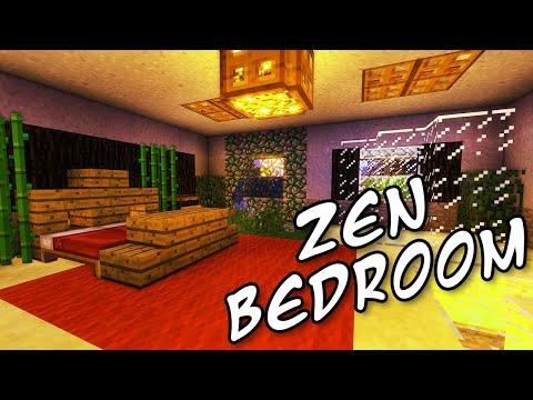 download youtube to mp3 minecraft tutorials minecraft tutorial 16 how to build a relaxing zen bedroom hd - Minecraft Japanese Rock Garden